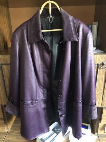 Куртка/пальто на подкладке. Осень/начало зимы 52-54 р