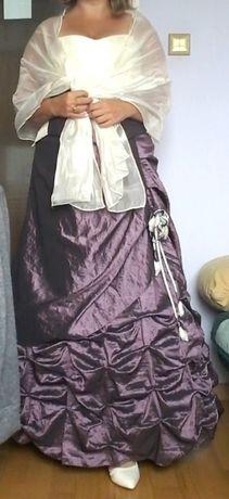 suknia wieczorowa balowa rozmiar S/M
