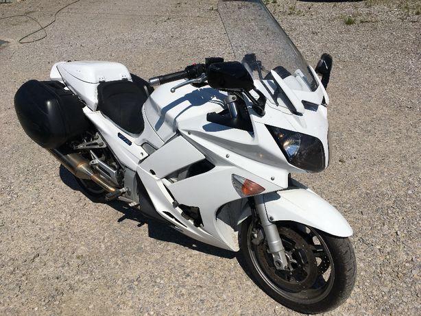 film !Motor turystyczny Yamaha FJR 2012R 1300cmm mogę zamienić zamiana