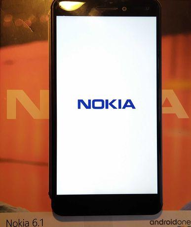 Nokia 6.1 Android One Stan Idealny