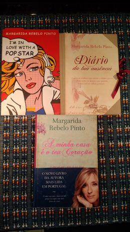 Margarida Rebelo Pinto -Diário da tua ausência - popstar