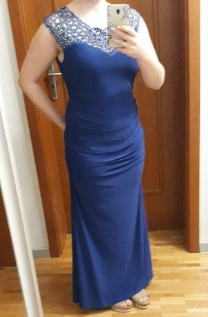 Suknia wieczorowa r.40-44