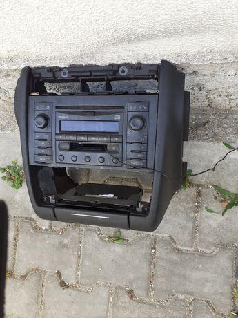 Consola 2din com radio audi a3 8l