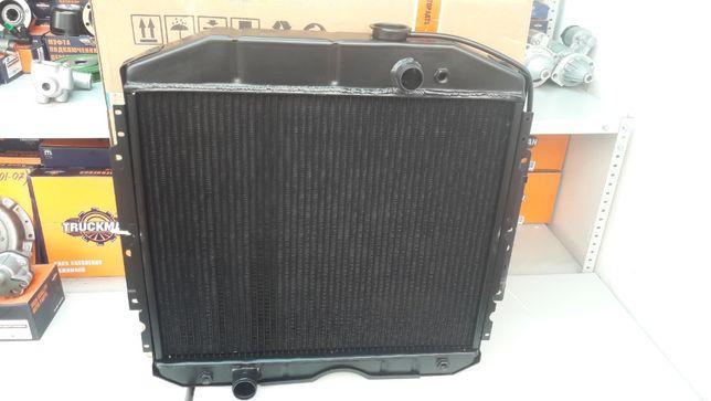 Радиатор водянного охлаждения ГАЗ-53 53-1301010 Sinyee
