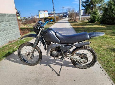 Yamaha DT80 dt80 dt 80 LC2 enduro cross stan bardzo dobry po remontach
