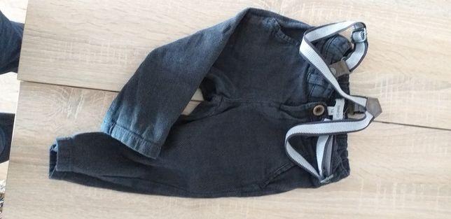 Spodnie chłopięce.