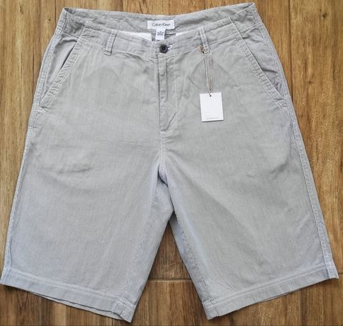 Calvin Klein oryginalne meskie spodenki szorty spodnie