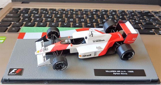 Diorama Ayrton Senna