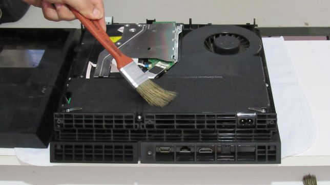 Limpeza Ps3/Ps4 - e Outras consolas e Pc