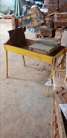 Piła stołowa, przecinarka do cegły, kostki brukowej