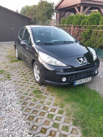 Sprzedam Samochód Osobowy Peugeot 207
