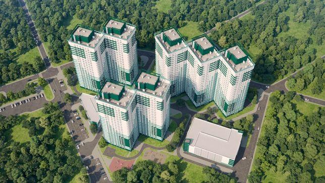 Комфортная 2-комнатная квартира в районе парка Горького в стильном ЖК