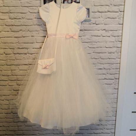 Sukienka komunijna 134