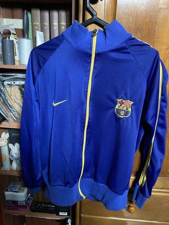 Casaco Nike Vintage FC Barcelona - Tamanho: S