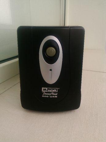 УПС Mustek PowerMust 600 USB