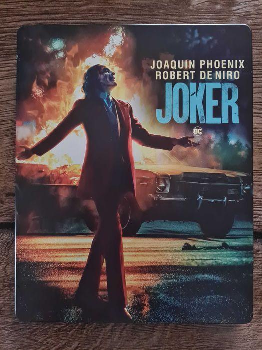 Joker 4K Steelbook Zarzecze - image 1