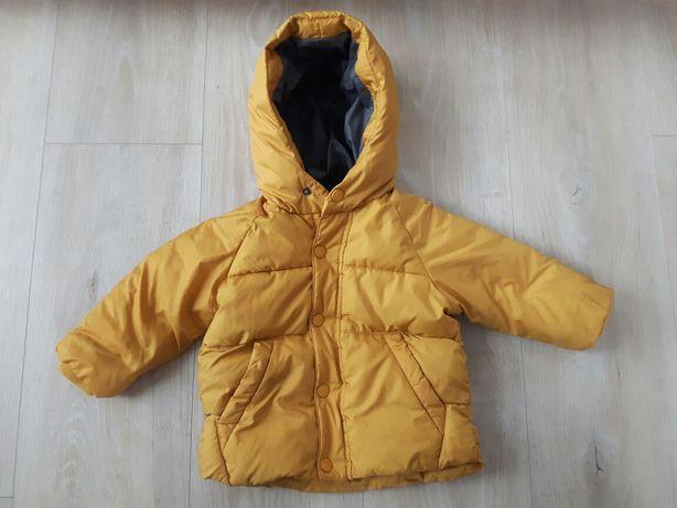 Kurtka zimowa Zara 80 cm