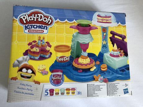 Play doh ciastolina cake party cukiernia b3399