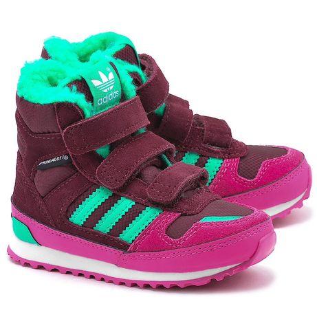 Ботинки детские Adidas зимние