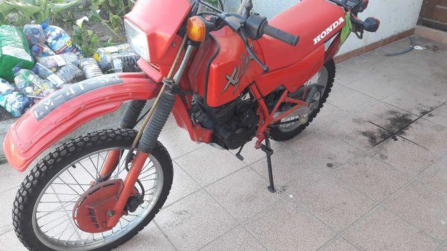 Honda 125 XLR Colecção