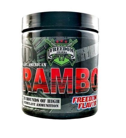 Freedom Pharma RAMBO 110 mg DMAA 343g