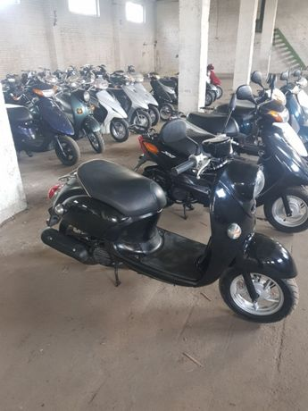 Купить скутер Yamaha Vino SA 26j Япония БУ