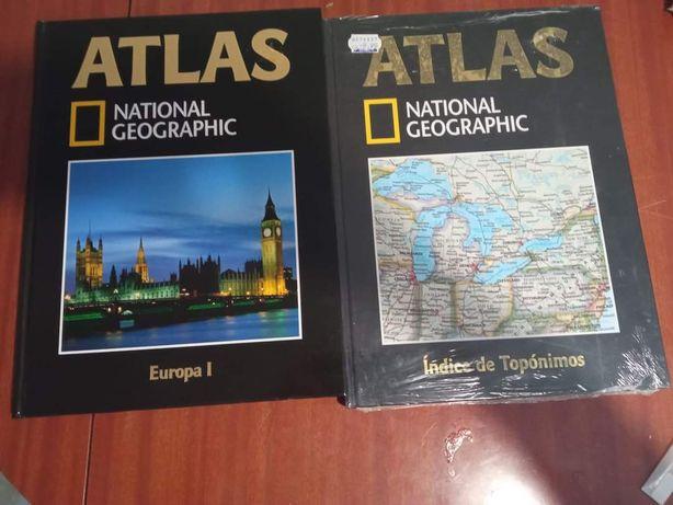 Coleção do atlas