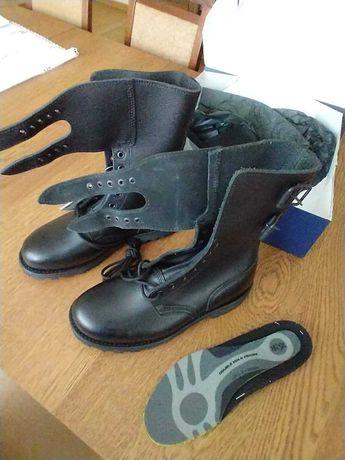 Buty wojskowe , armia Francuska , Legia Cudzoziemska, rozmiar 41,