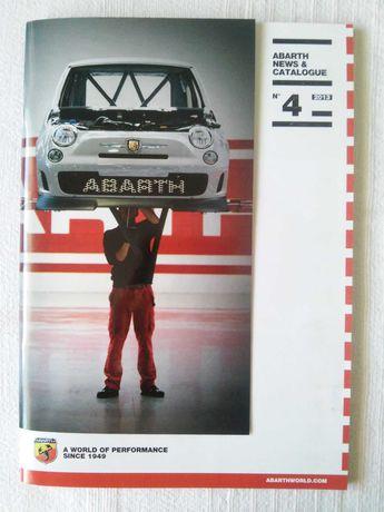 Revista FIat Grand Punto e 500 ( Abarth, 595, essesse, Maserati 695,)
