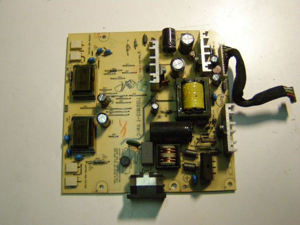 Philips 170B7--разборка