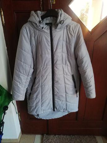 Płaszcz jesień zima xl jak nowy