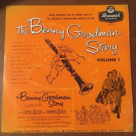 Disco The Benny Goodman Story