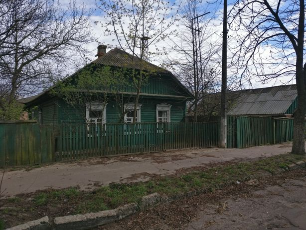 Дом в центре Любеча.