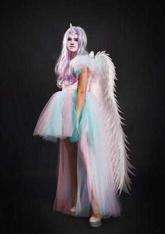 Крила ангела крила єдинорога великі білі крила