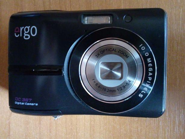 Фотоаппарат Ergo DC 367
