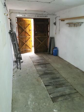 Garaż z kanałem wynajem