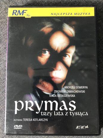 DVD Prymas Trzy lata z tysiąca