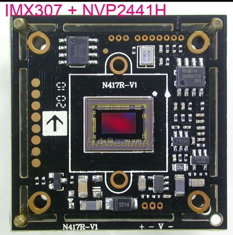 Imx307 cmos + nvp2441