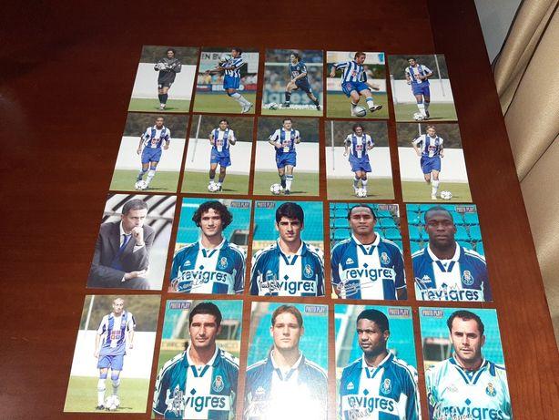20 postais Futebol Clube do Porto