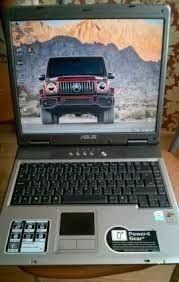 Ноутбук Asus A9T на запчасти
