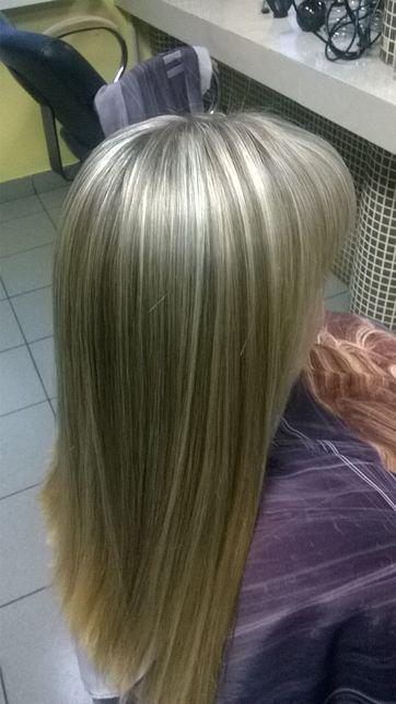 Услуги профессионального парикмахера