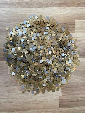 Монети України 1992-2016 5коп, 10коп, 25коп, 50коп, 1 грн для колекцій