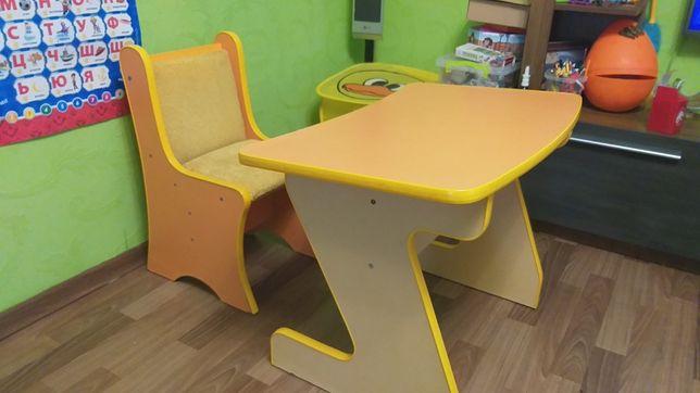 Столик +Стульчик (Детский)