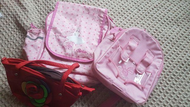 Plecaki  torebka oddam