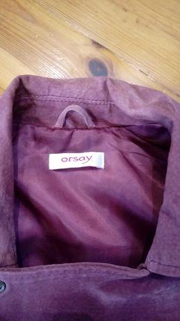 Sprzedam zamszową ramoneskę Orsay