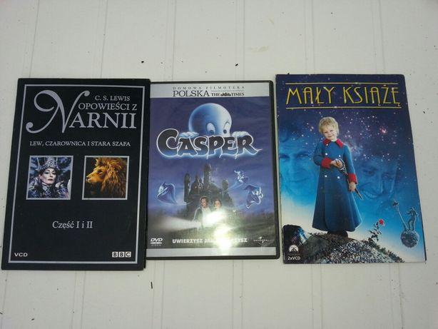 Filmy Opowieści z Narnii- Mały książę - Casper