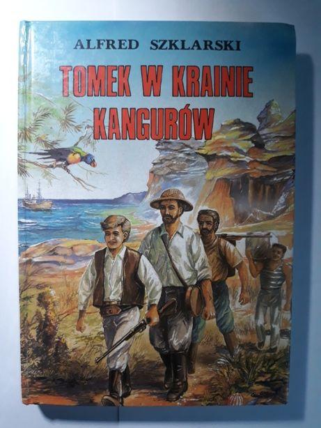 Tomek w krainie kangurów (przesyłka tylko 5zł)