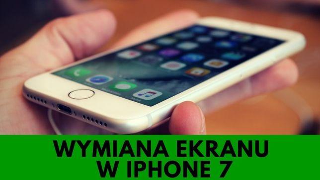 Iphone 5 6 6s 6s+ 7 plus 8 wyświetlacz ekran szybka wymiana SERWIS GSM
