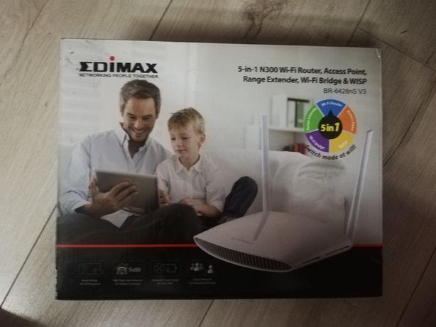 Router Edimax Wi Fi Internet Switch