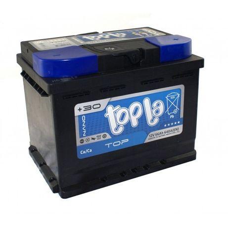 Akumulator TOPLA TOP 12 V 66 Ah 640 A (EN)